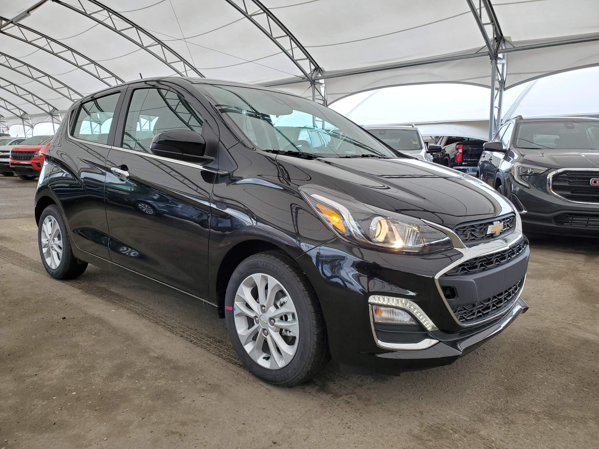 new 2020 Chevrolet Spark car, priced at $21,411