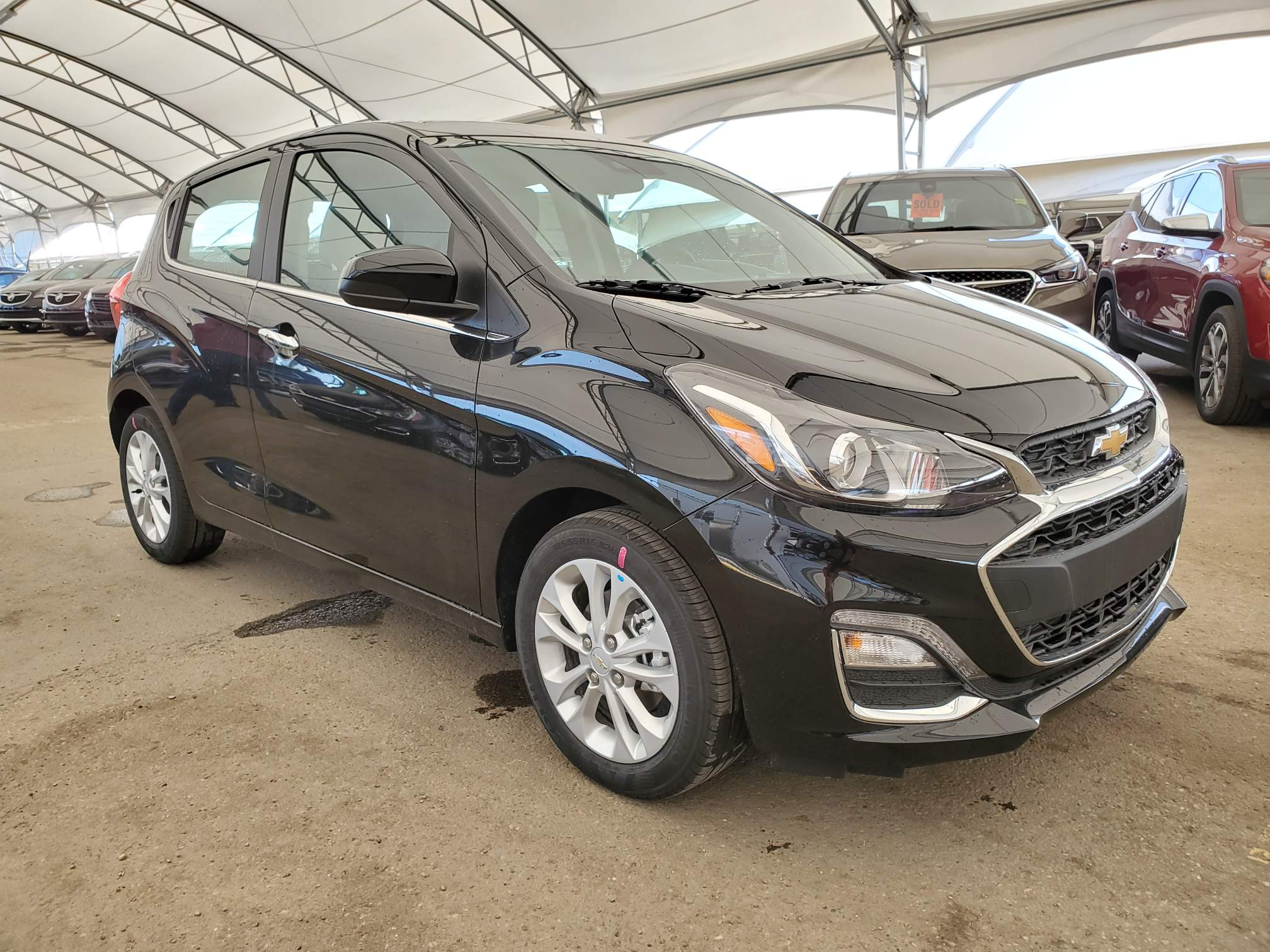 new 2020 Chevrolet Spark car, priced at $20,811