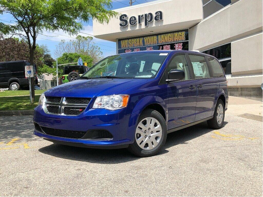 new 2019 Dodge Grand Caravan car, priced at $27,504