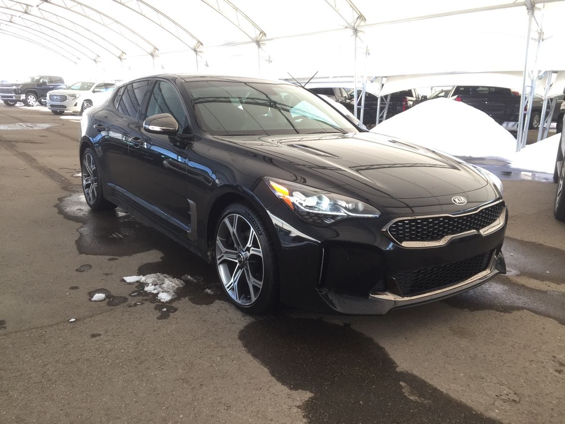 used 2019 Kia Stinger car, priced at $31,928