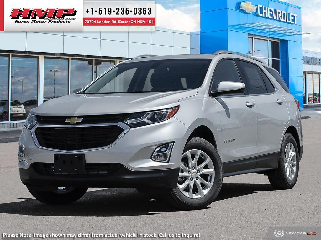 new 2021 Chevrolet Equinox car, priced at $33,878