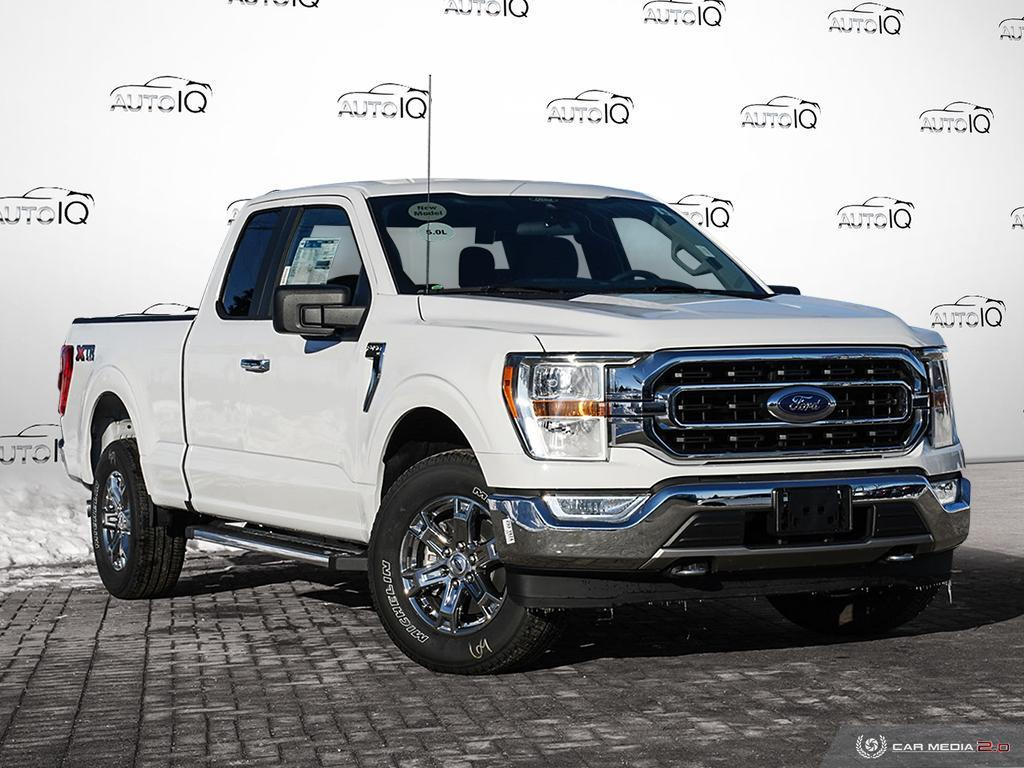 new 2021 Ford F-150 car, priced at $51,364