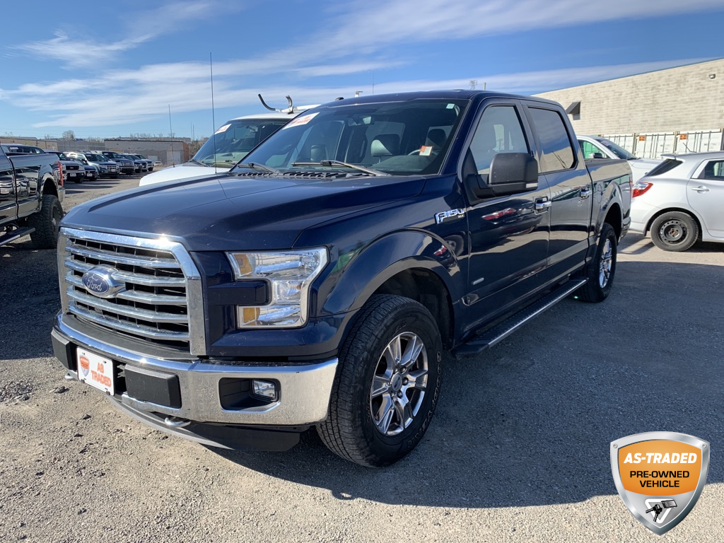 used 2016 Ford F-150 car, priced at $23,906