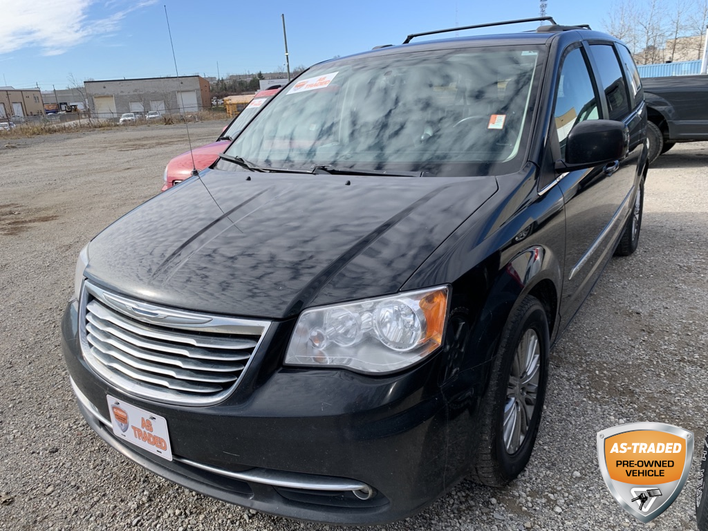 used 2015 Chrysler Town & Country car, priced at $9,900