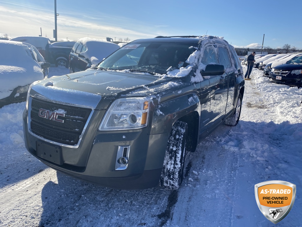 used 2013 GMC Terrain car, priced at $7,489