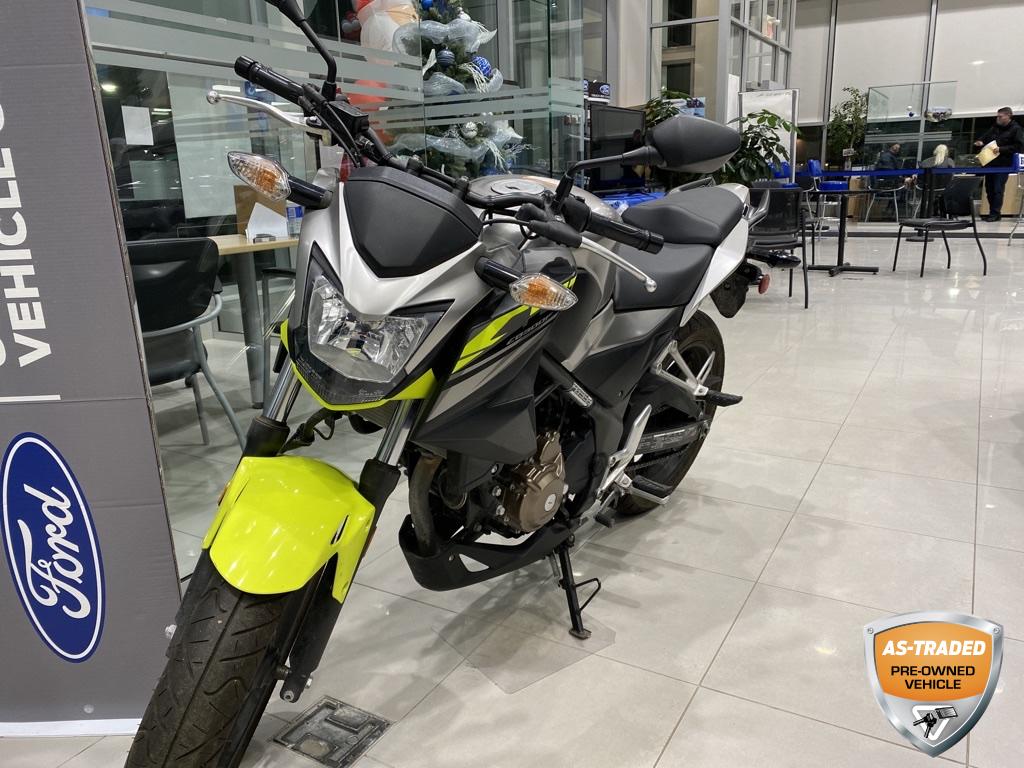used 2017 Honda motorcycle car, priced at $4,200