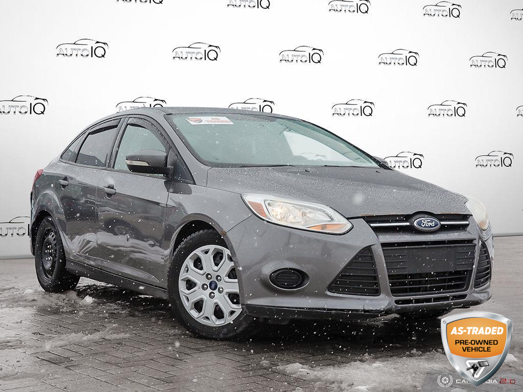 used 2014 Ford Focus car, priced at $3,398