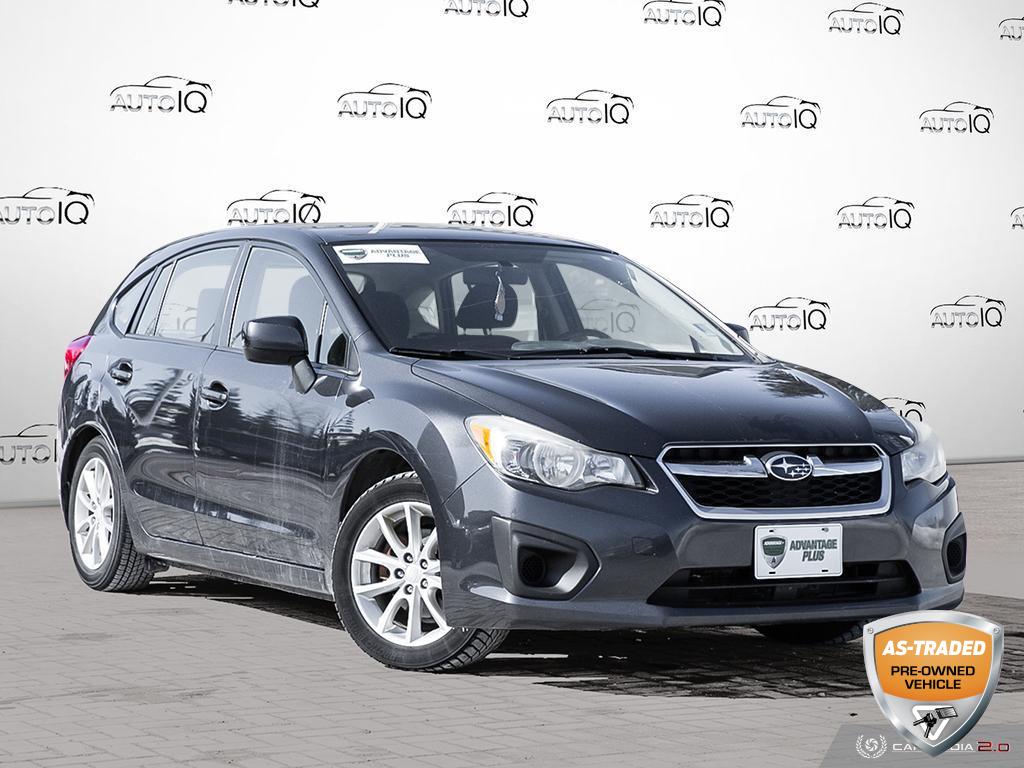 used 2014 Subaru Impreza car, priced at $7,398
