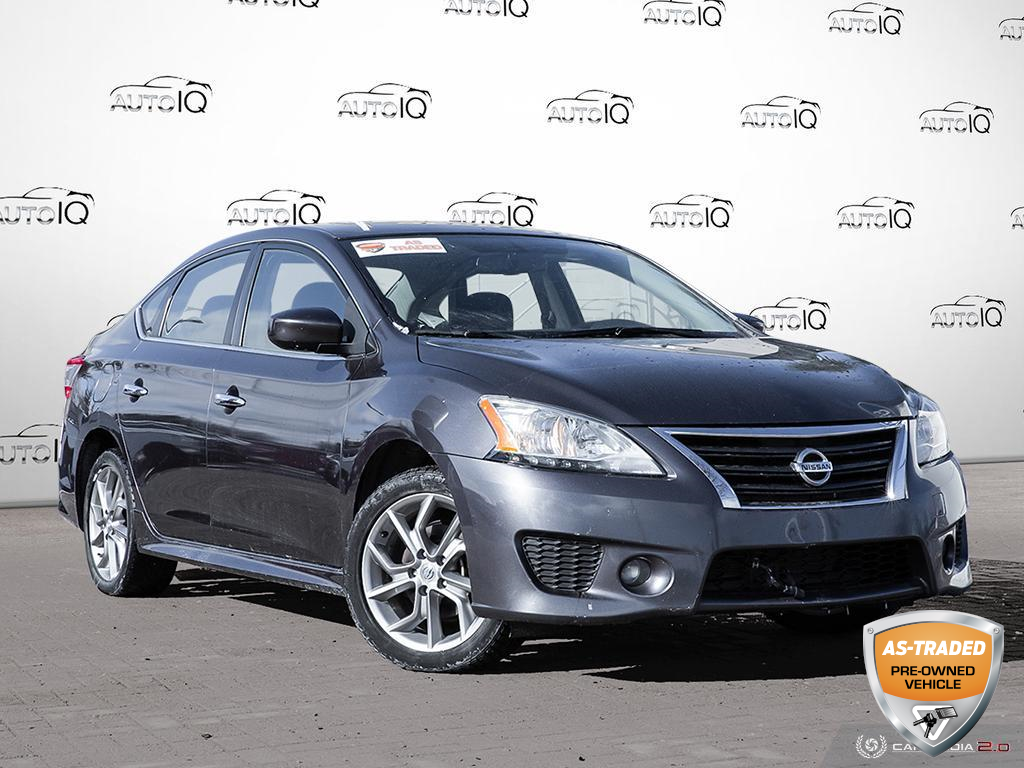 used 2014 Nissan Sentra car, priced at $8,444