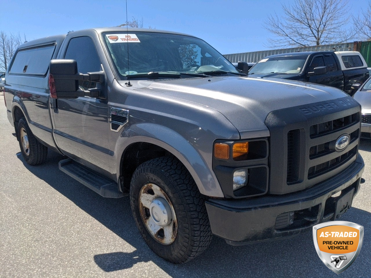 used 2009 Ford F-250 car, priced at $5,999