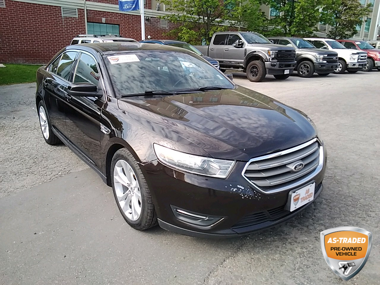 used 2013 Ford Taurus car, priced at $6,998