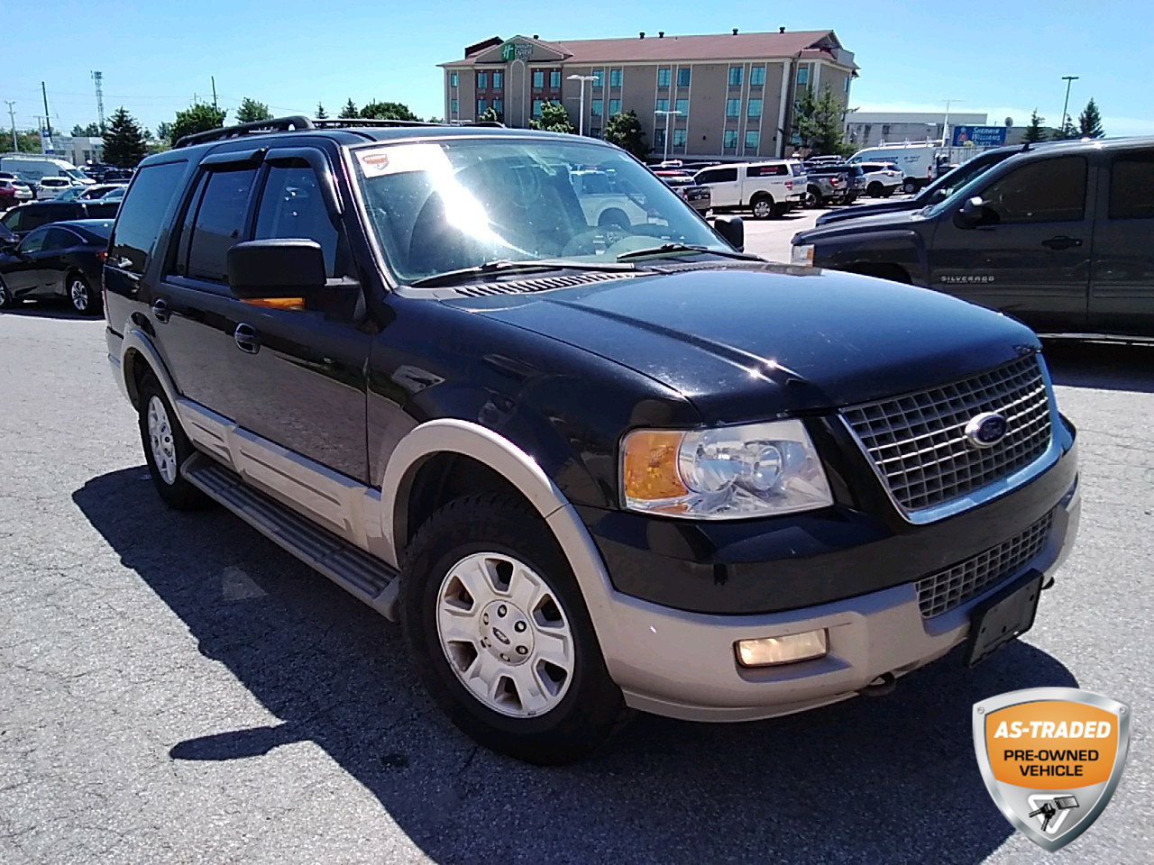used 2006 Ford Expedition car, priced at $5,879