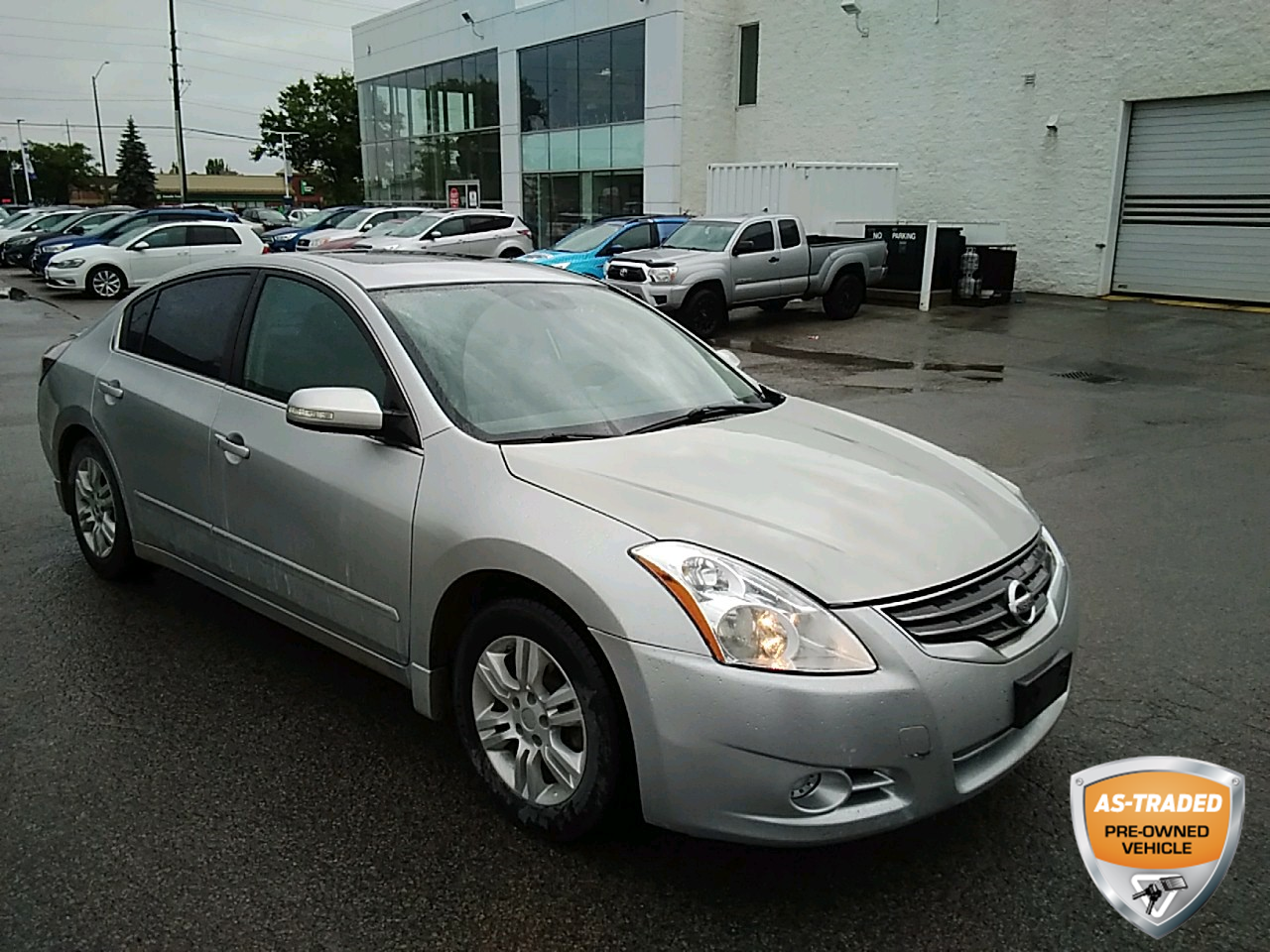 used 2010 Nissan Altima car, priced at $3,987