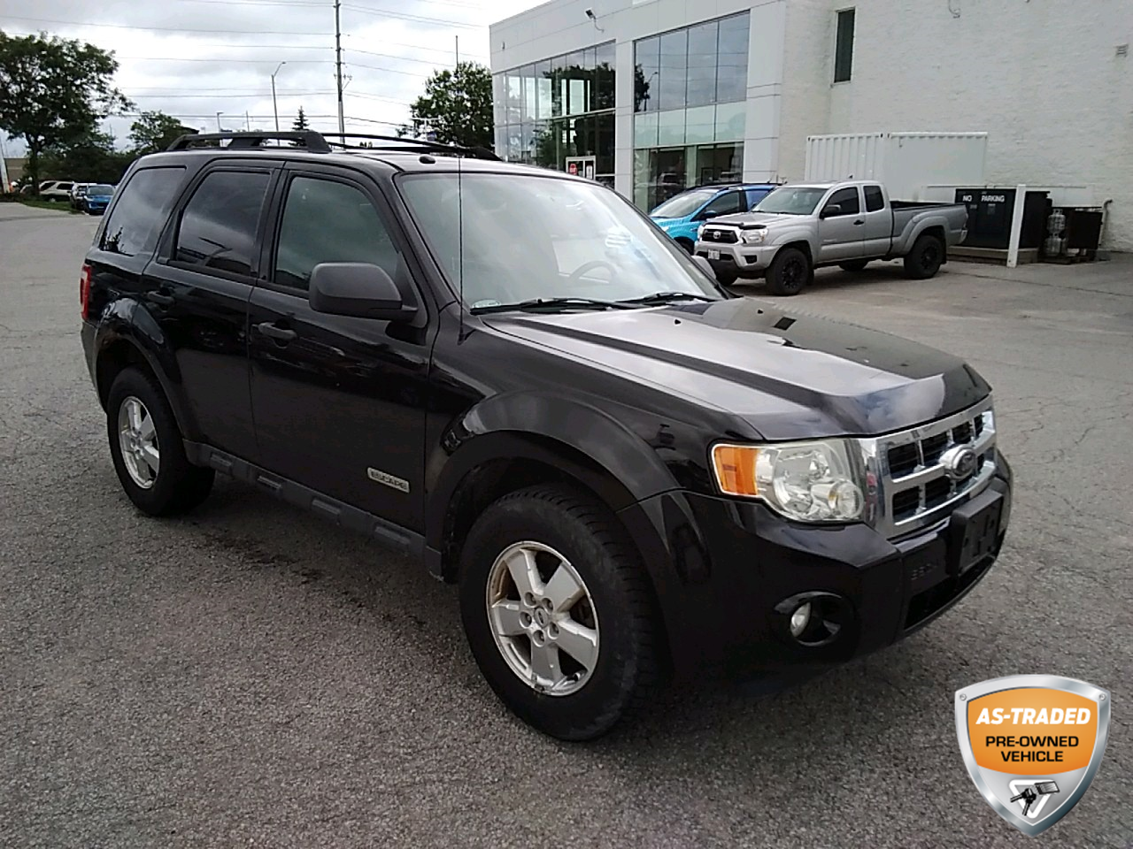 used 2008 Ford Escape car, priced at $3,369