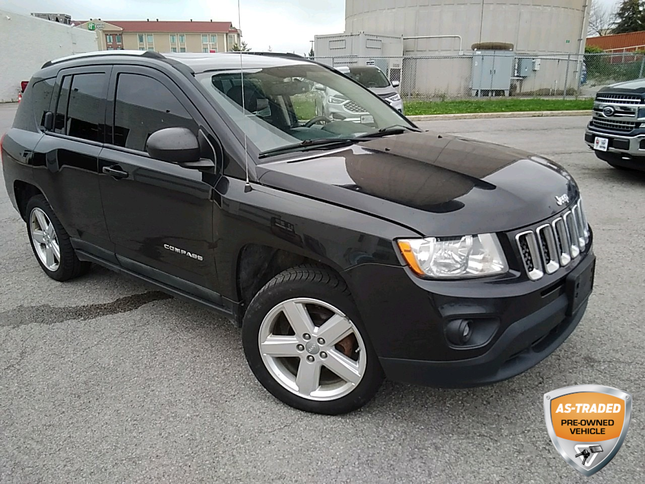 used 2011 Jeep Compass car, priced at $5,888