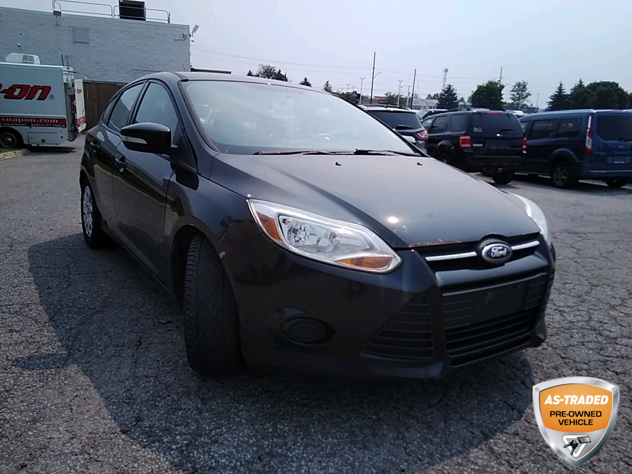 used 2014 Ford Focus car, priced at $5,800