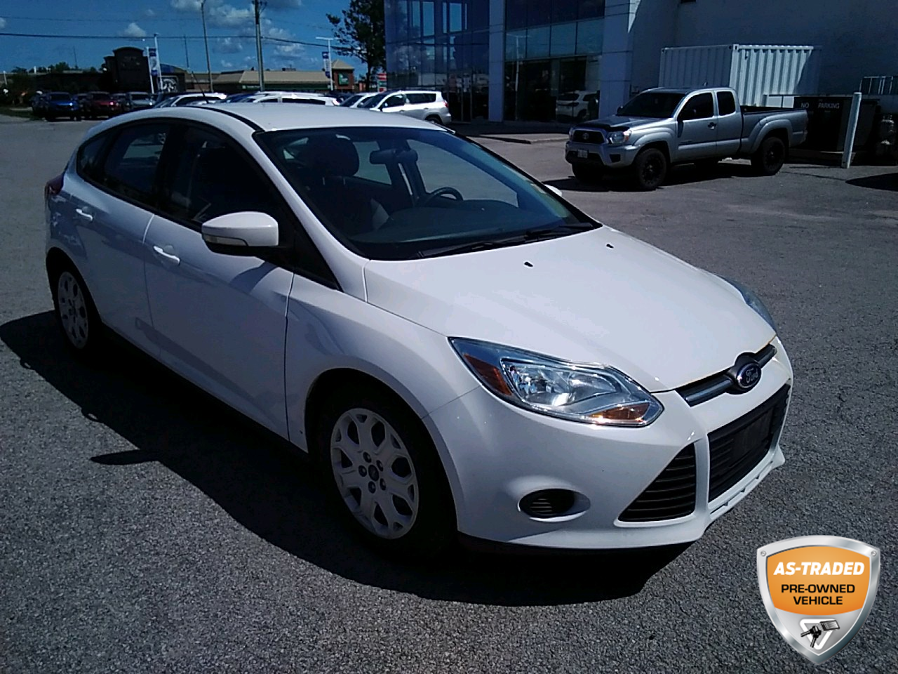 used 2014 Ford Focus car, priced at $5,849