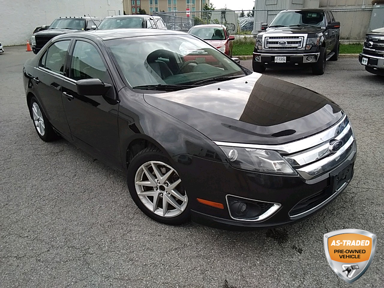 used 2010 Ford Fusion car, priced at $2,898