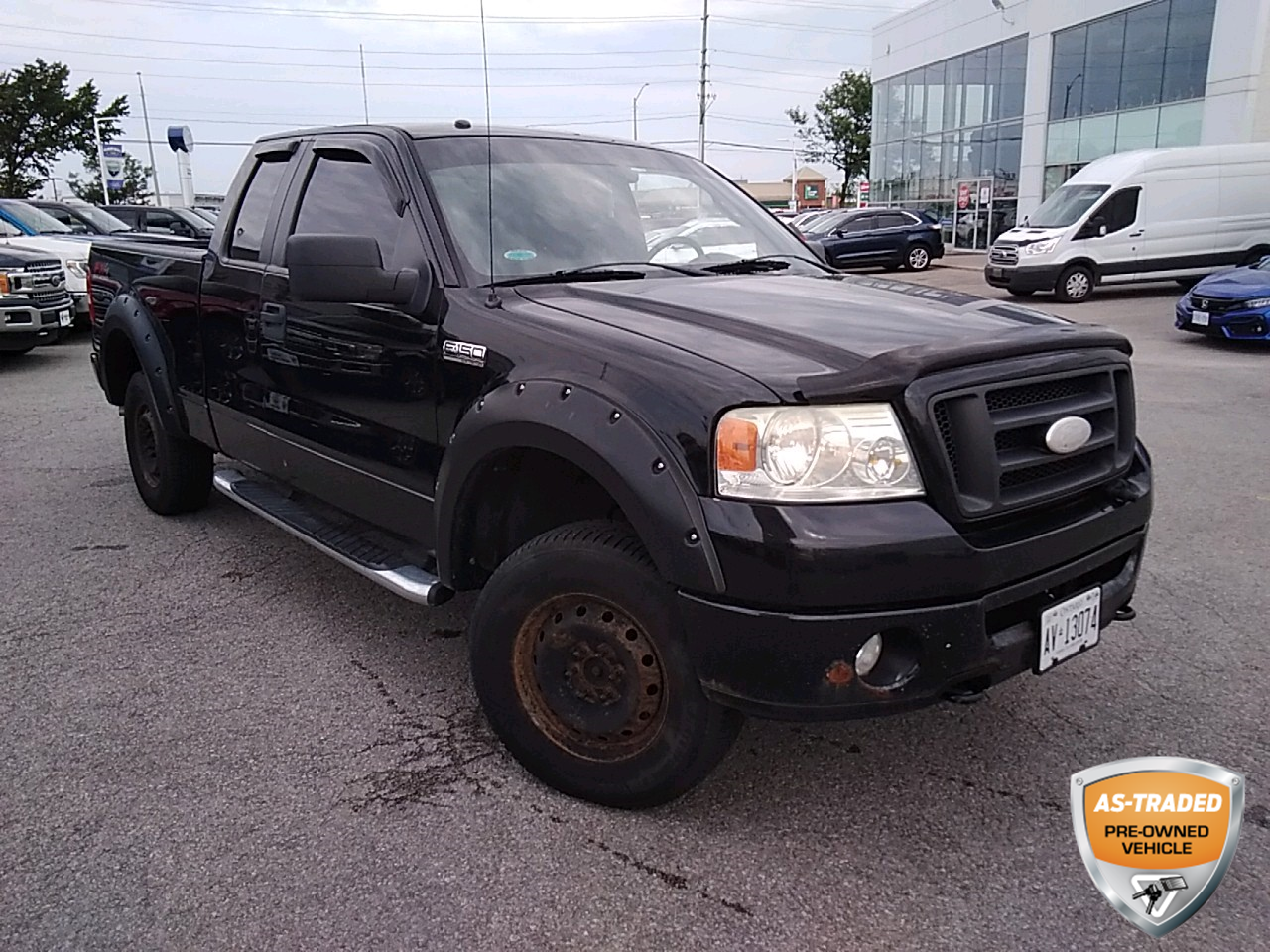 used 2008 Ford F-150 car, priced at $8,888