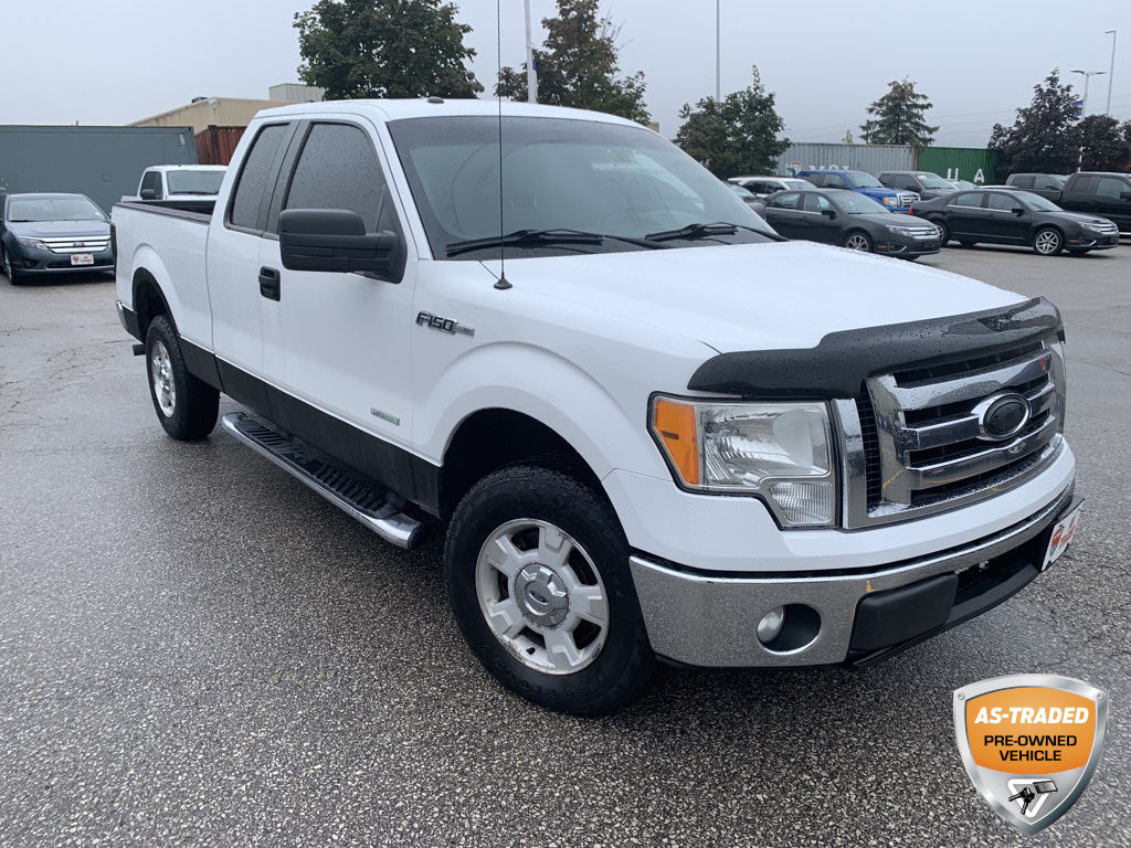 used 2011 Ford F-150 car, priced at $8,500
