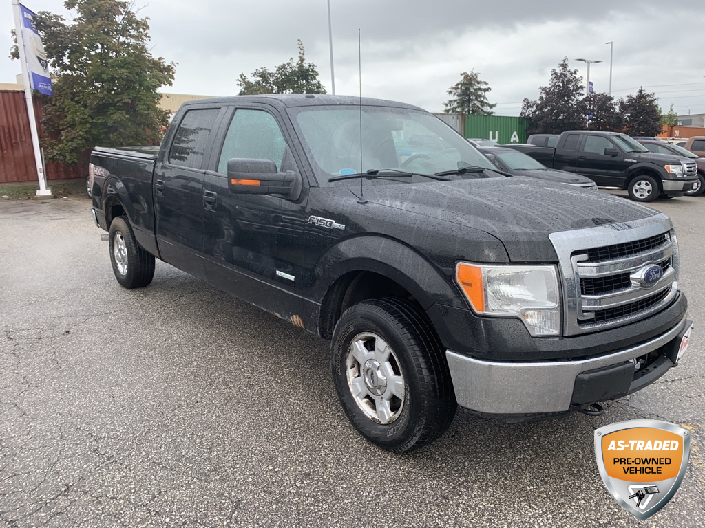 used 2013 Ford F-150 car, priced at $11,752