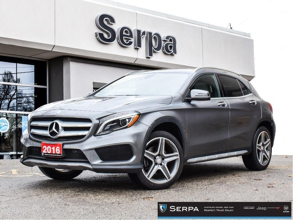 used 2016 Mercedes-Benz GLA-Class car, priced at $26,533