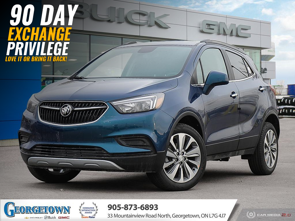 used 2020 Buick Encore car, priced at $30,991