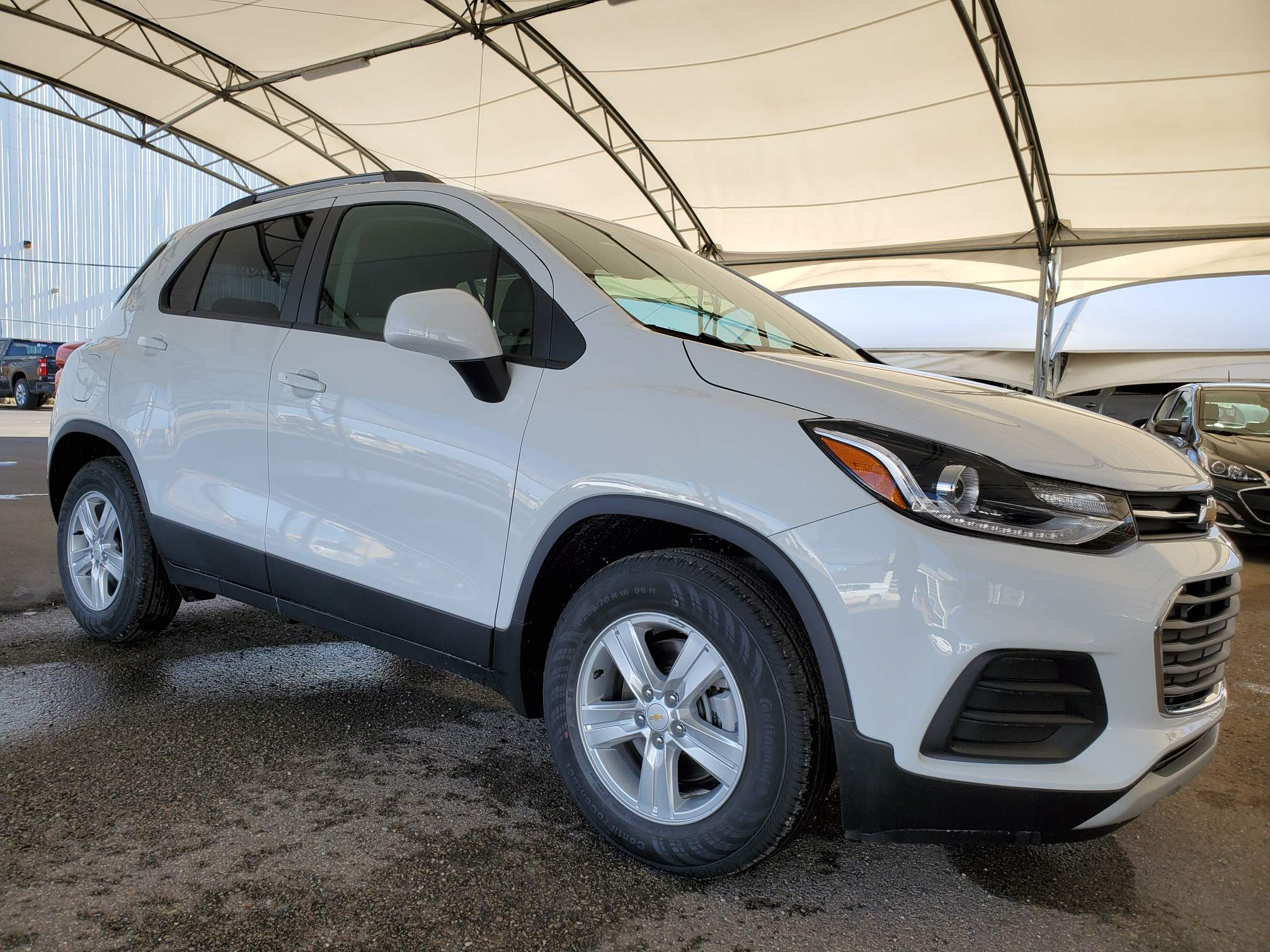 new 2021 Chevrolet Trax car, priced at $23,348
