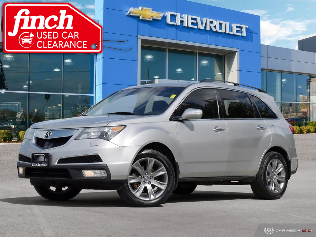 used 2013 Acura MDX car, priced at $16,900