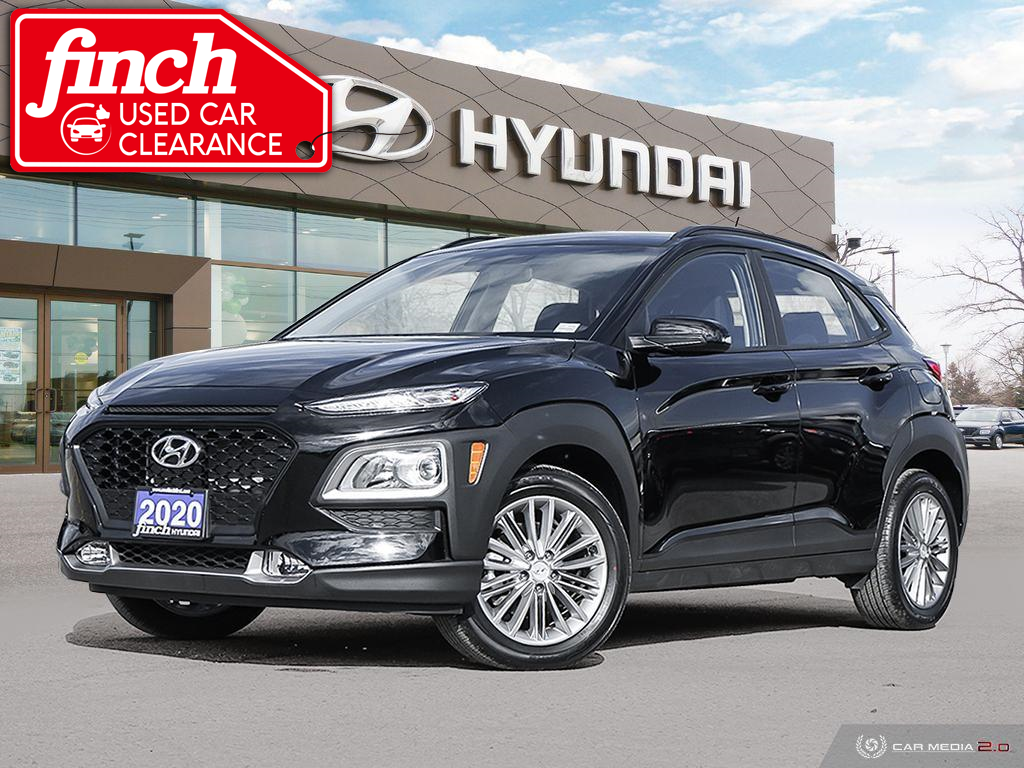used 2020 Hyundai Kona car, priced at $23,988