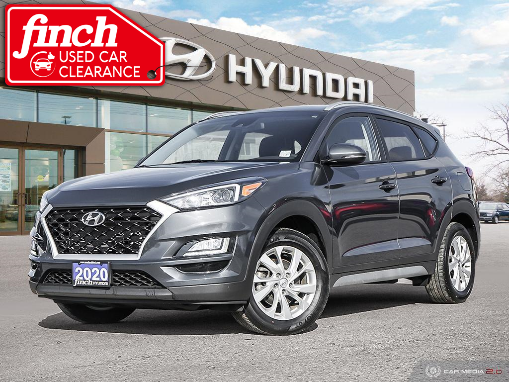 used 2020 Hyundai Tucson car, priced at $26,487