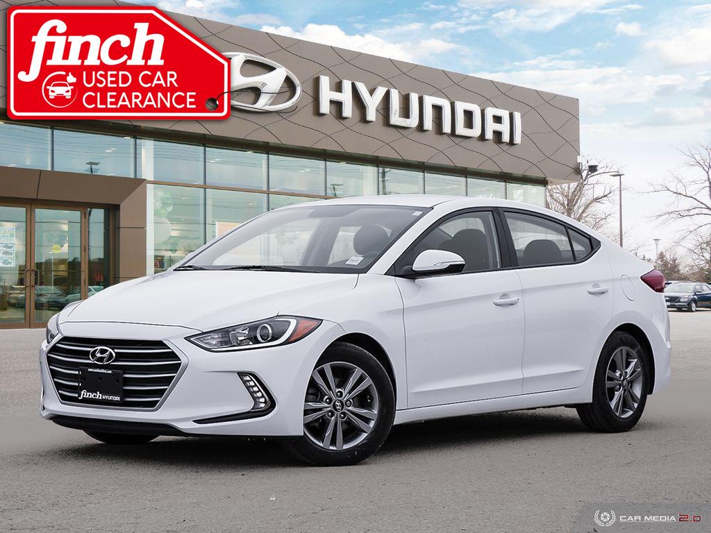 used 2018 Hyundai Elantra car, priced at $13,888