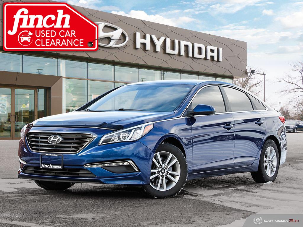used 2016 Hyundai Sonata car, priced at $11,487