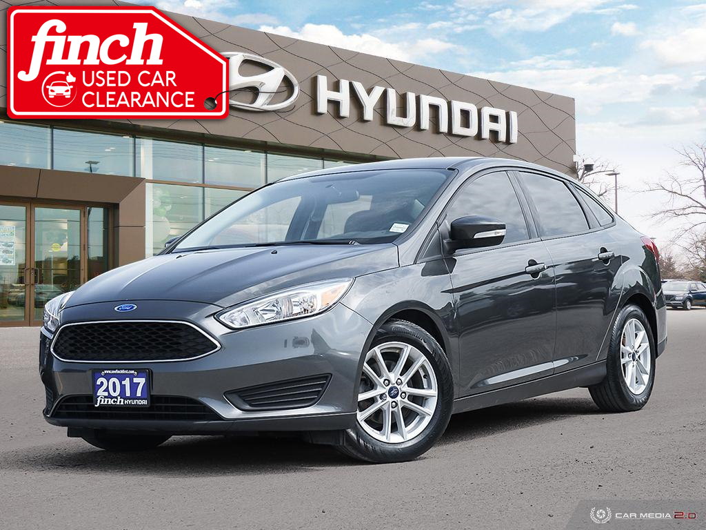 used 2017 Ford Focus car, priced at $14,487