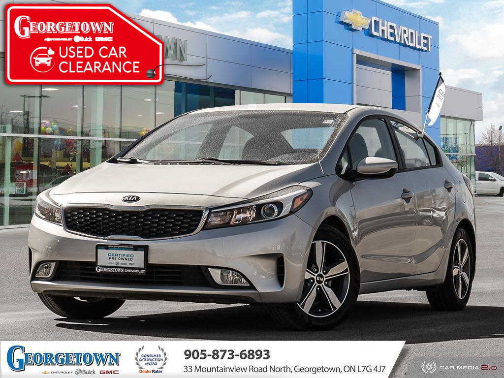 used 2018 Kia Forte car, priced at $14,498
