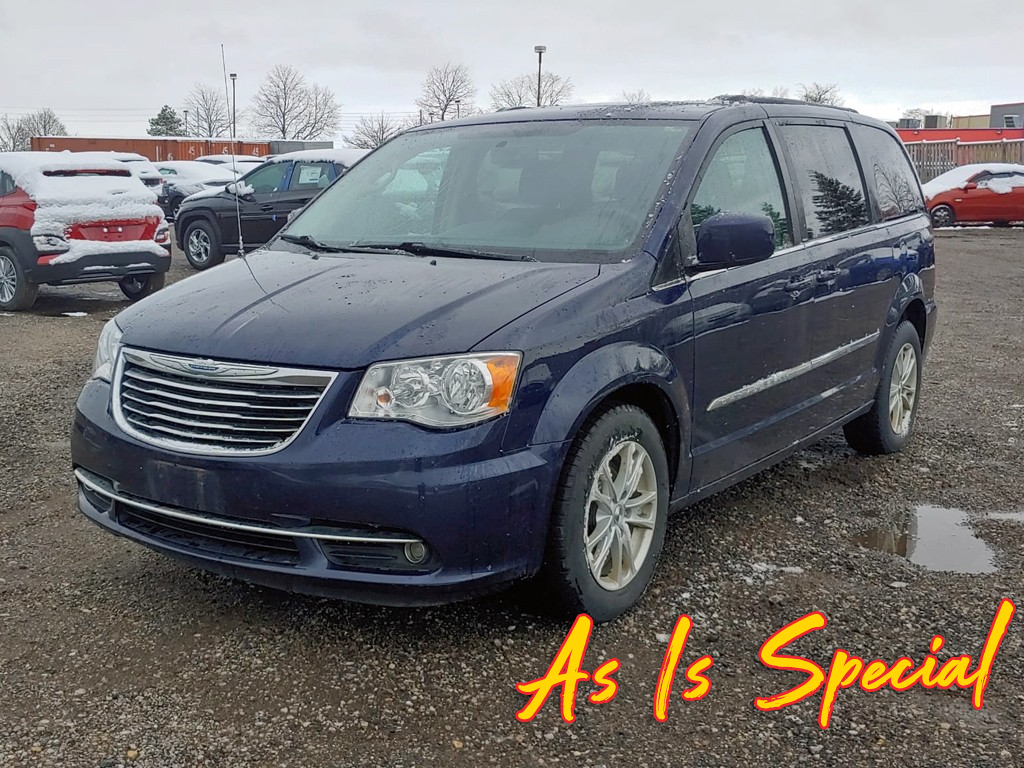 used 2013 Chrysler Town & Country car, priced at $8,534
