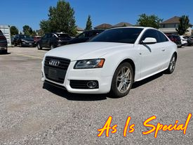 used 2011 Audi A5 car, priced at $8,099