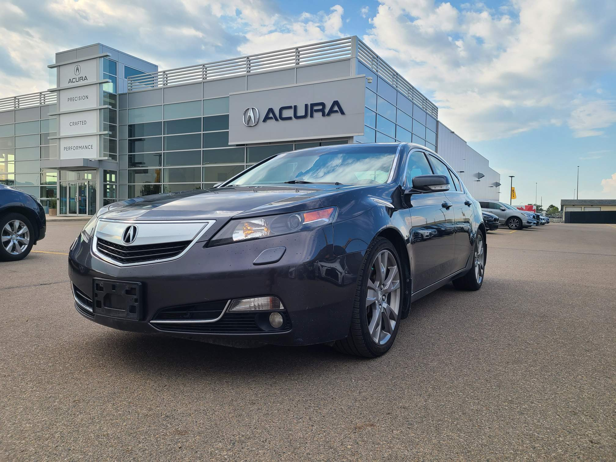 used 2014 Acura TL car, priced at $15,988