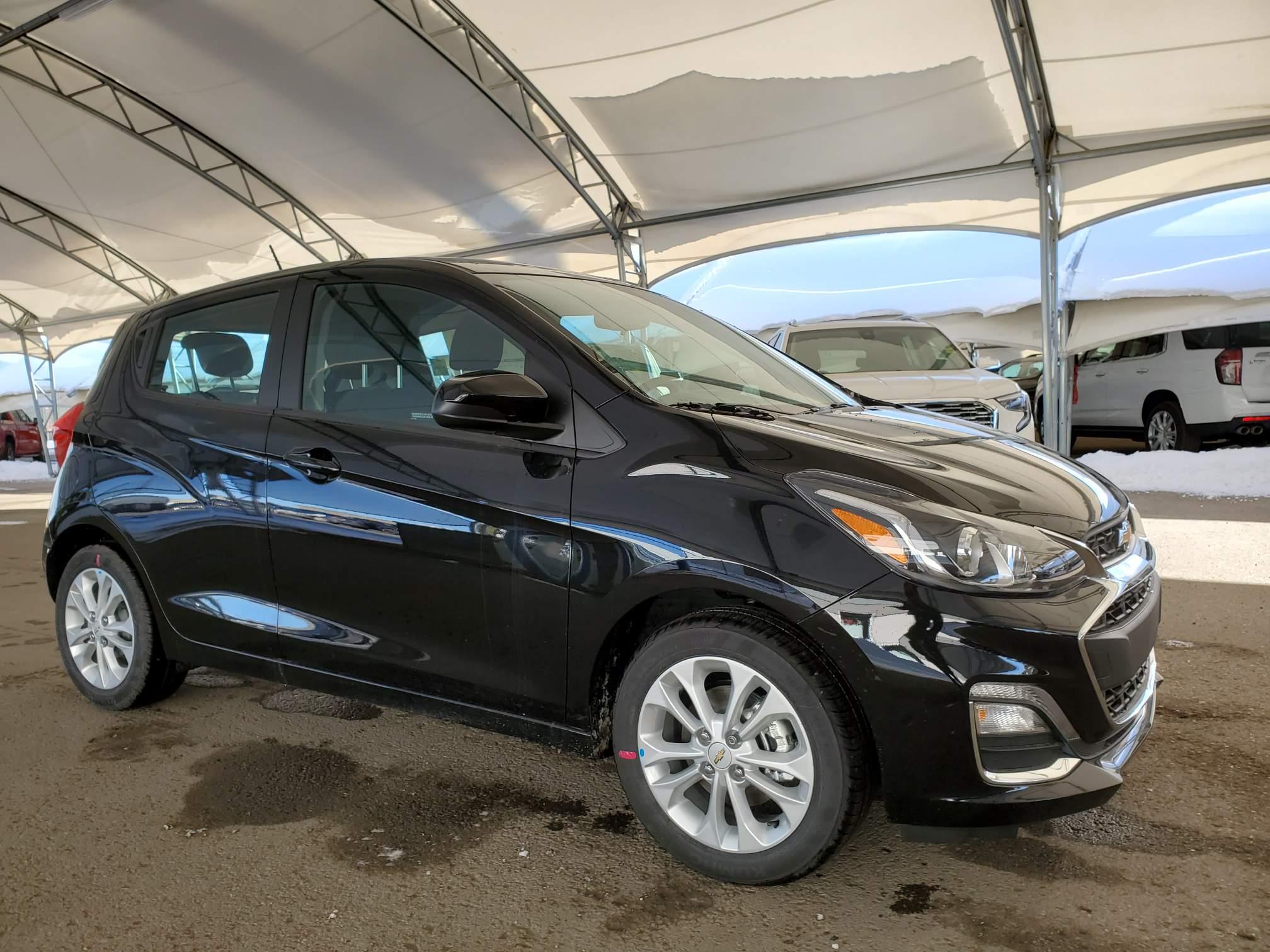 new 2021 Chevrolet Spark car, priced at $18,368